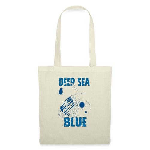 deep sea blue - bluecontest - Bolsa de tela