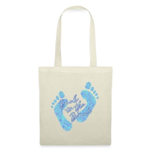 Barefoot on the Beach, Fun Summer Textiles, Gifts - Kangaskassi