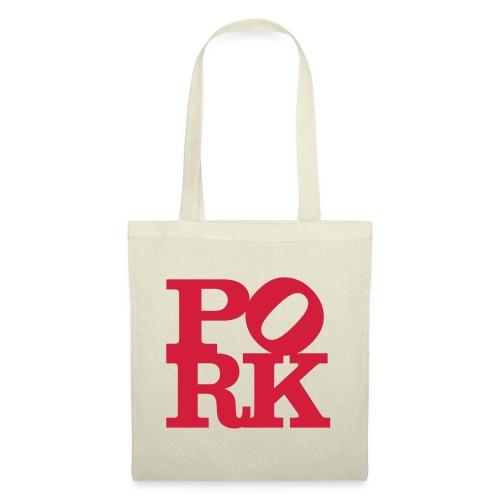 pork scratchings - Tote Bag