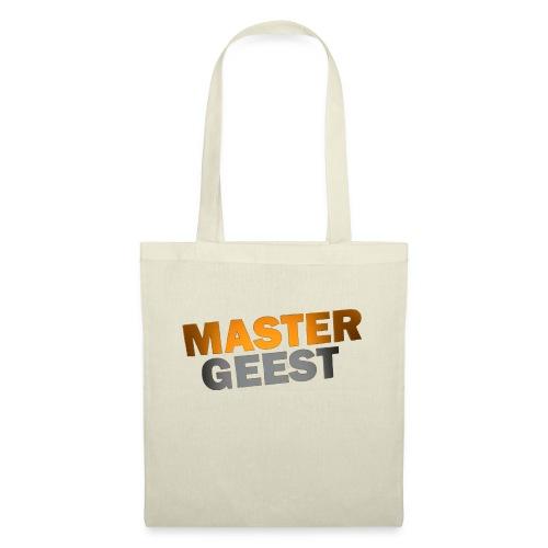 Mastergeest T-Shirt met lange mouwen - Tas van stof