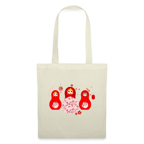 Missydoll Asia - Tote Bag