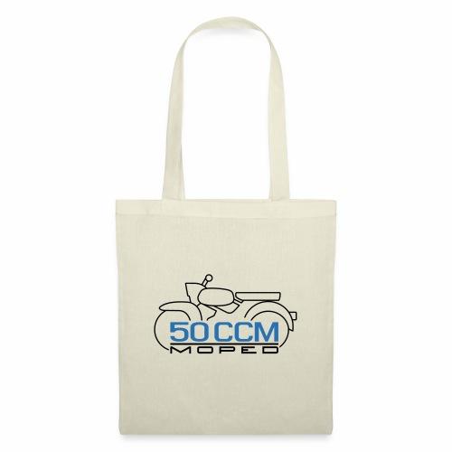 Moped Sperber Habicht 50 ccm Emblem - Tote Bag