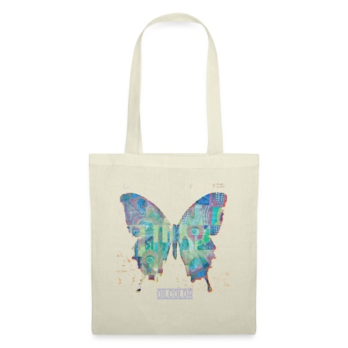 wounded butterfly - Tote Bag