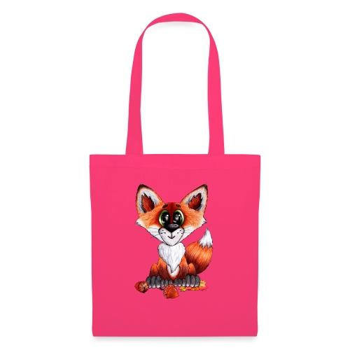 llwynogyn - a little red fox - Kangaskassi