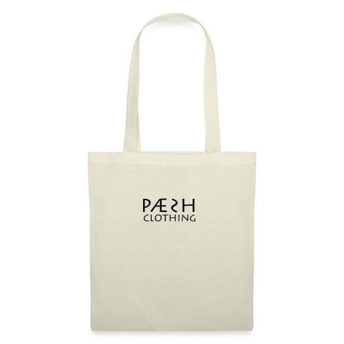 PÆSH_CLOTHING - Stoffveske