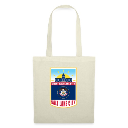 Utah - Salt Lake City - Tote Bag