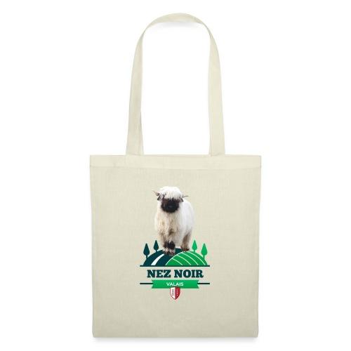 Mouton du Valais - Nez noir - Stoffbeutel