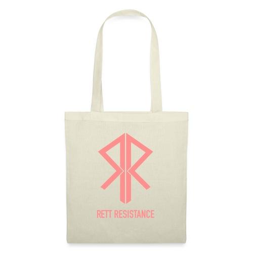 Rett Resistance - balance - Tote Bag