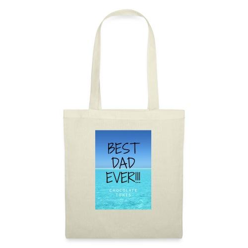 El Mejor papá - Bolsa de tela