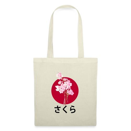 Sakura - Flower - Japan - Sac en tissu