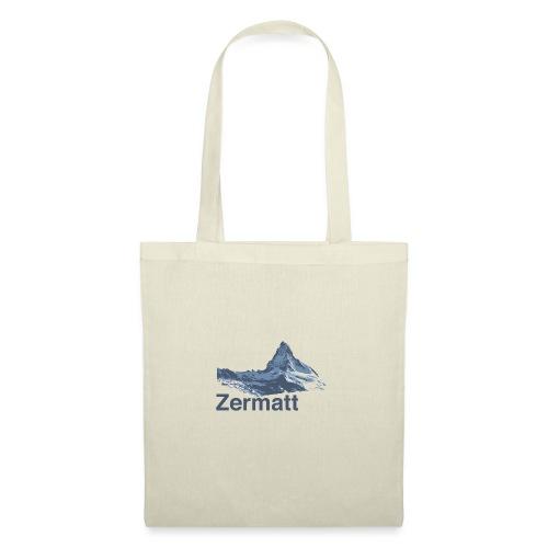 Zermatt Switzerland - Stoffbeutel