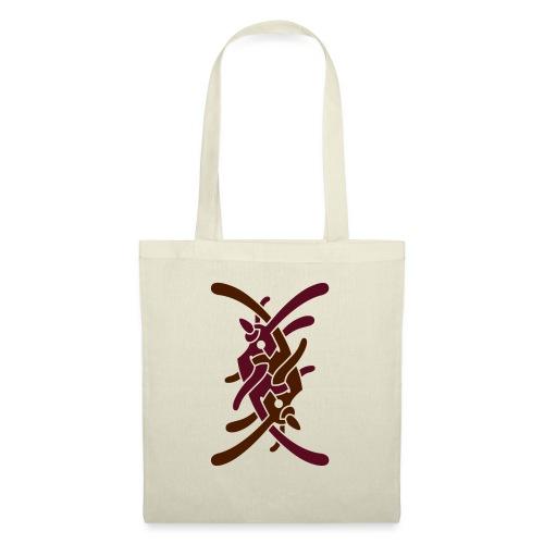 Stort logo på bryst - Mulepose