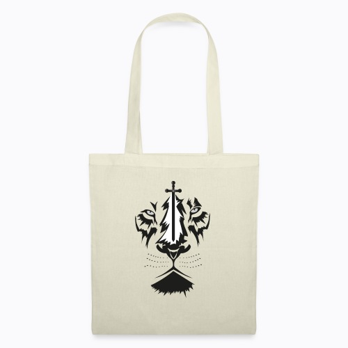 lion sword - Tote Bag