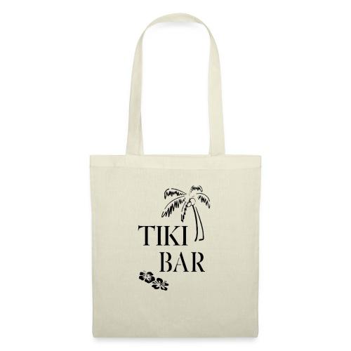 Tiki Bar - Stoffbeutel