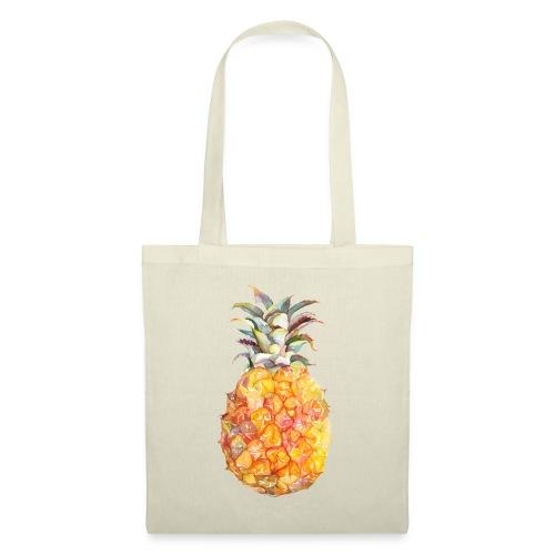 Piña tropical - Bolsa de tela