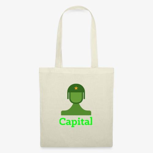 Capital - Stoffbeutel