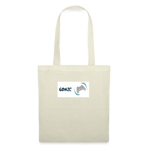 Gonic logo | Flippin' controller - Tygväska