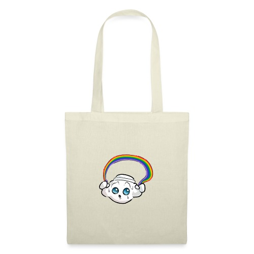 Oliver Cast The Cloud - Rainbow - Tote Bag