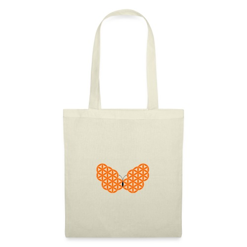 Edit The Butterfly Of Life, C03 - Sacred Animals. - Tote Bag