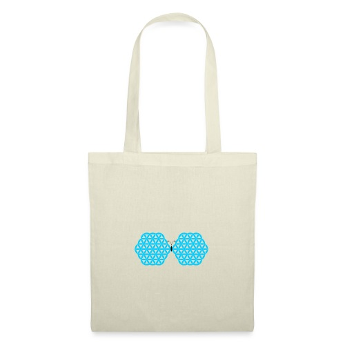 The Butterfly Of Life - Sacred Animals - Tote Bag