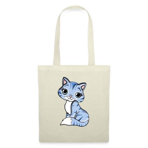 CUTE KITTY - Bolsa de tela