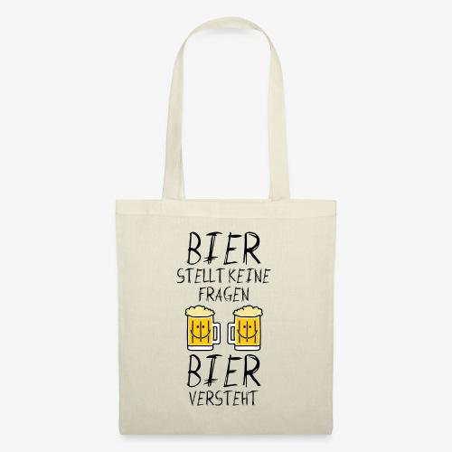 Bier versteht ! - Stoffbeutel