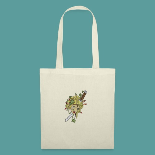 Samurai-No-More - Tote Bag