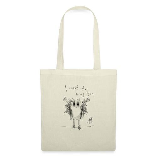 I Want To Hug You - Tote Bag