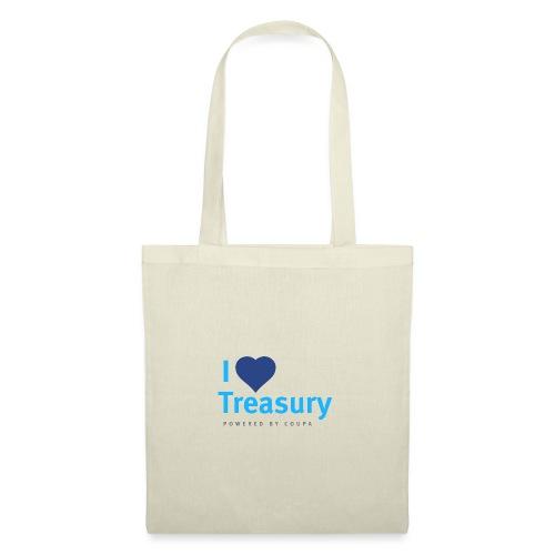 I Love Treasury - Tote Bag
