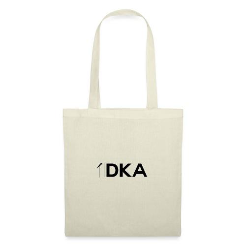 DKA - Oficjalna odzież z logiem DKA (czarne) - Torba materiałowa
