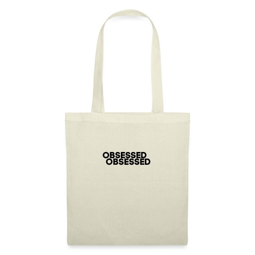Double Obsessed - Tote Bag