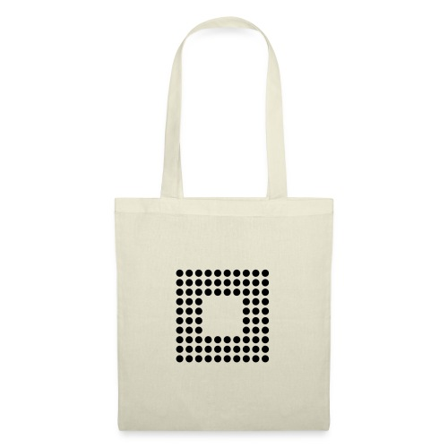 Minimal Square - Bolsa de tela