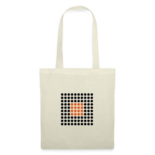 Square Dots - Bolsa de tela