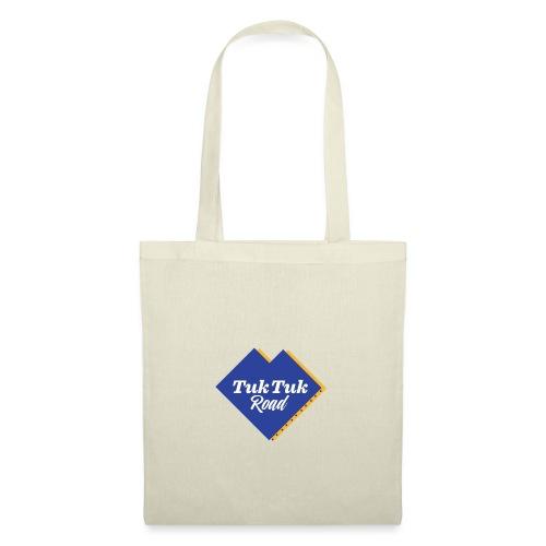 TukTuk Road Blu - Borsa di stoffa