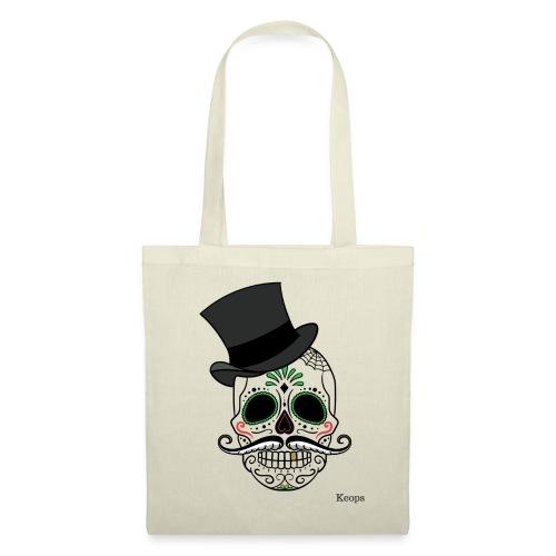 Crâne Dandy - Tote Bag