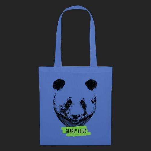 Panda bearly alive - Tote Bag