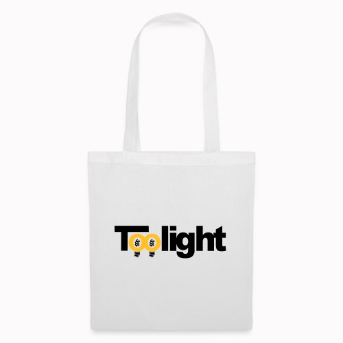 toolight off - Borsa di stoffa