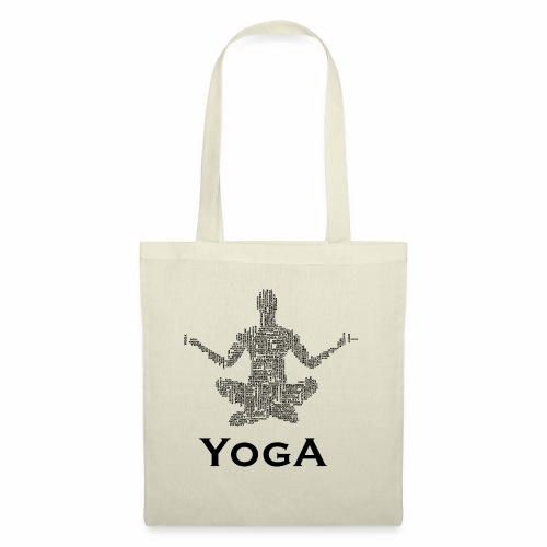 Do you Yoga? - Stoffbeutel