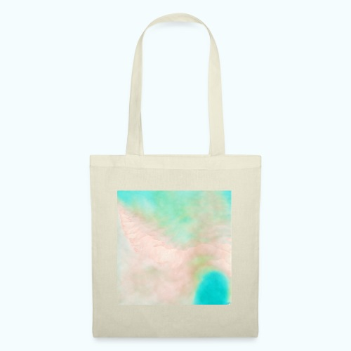 Atoll beach watercolor beige nature - Tote Bag