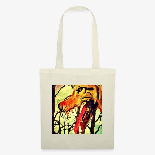 The wolf at the door - Tote Bag