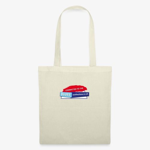 Committed to the Blues website logo - Tote Bag