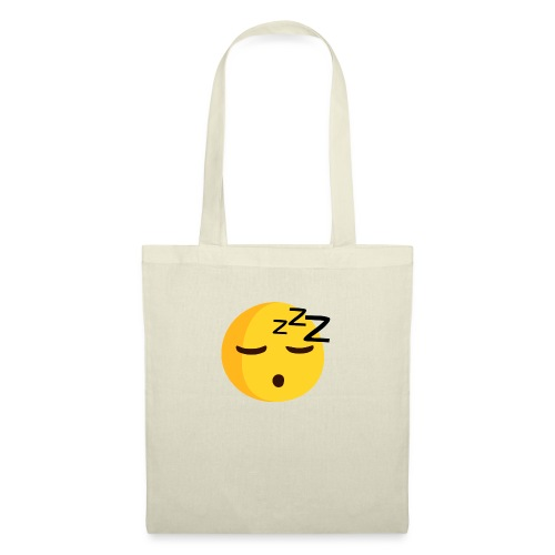emoji sleep - Tote Bag