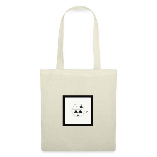 Geometric cat head - Tote Bag