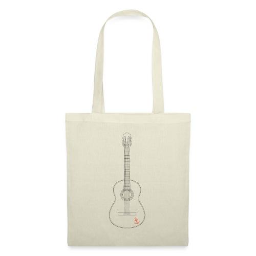 Guitar - Stoffbeutel