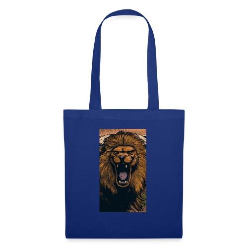 Lion grin - Stoffbeutel