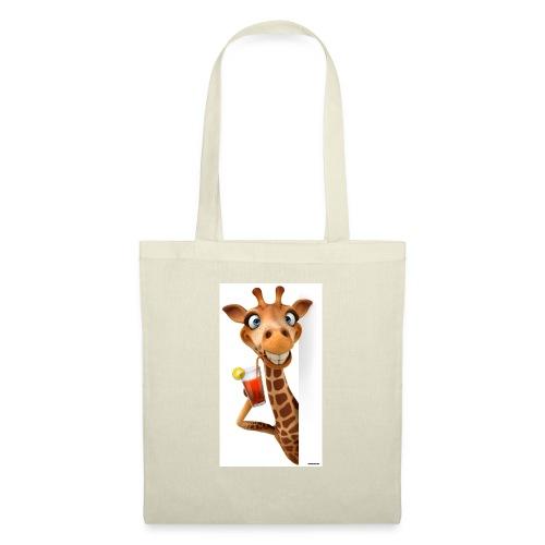 Giraffe - Stoffbeutel