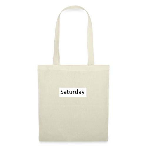 Saturday - Stoffbeutel