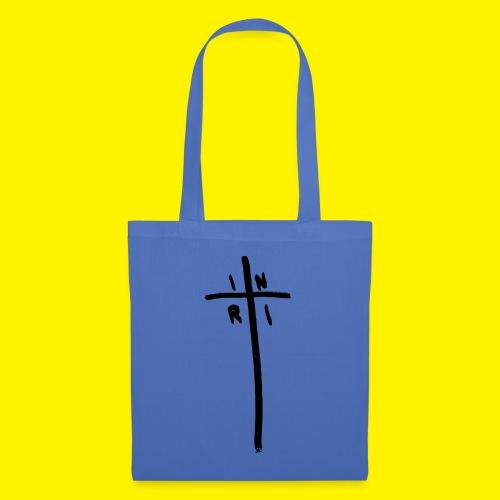 Cross - INRI (Jesus of Nazareth King of Jews) - Tote Bag