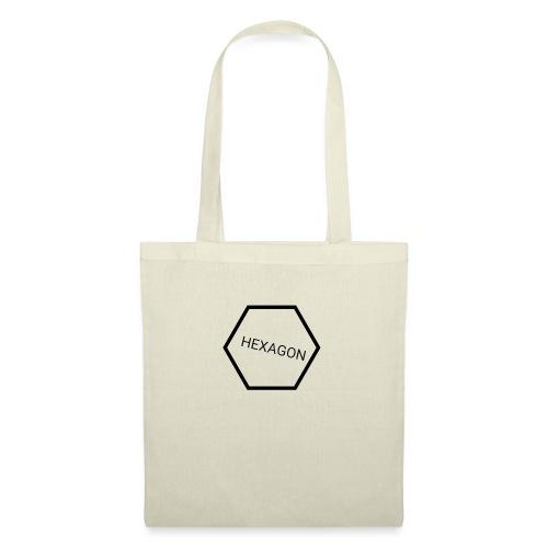 hexagon - Tas van stof