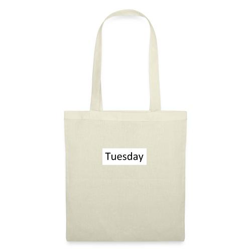 Tuesday - Stoffbeutel